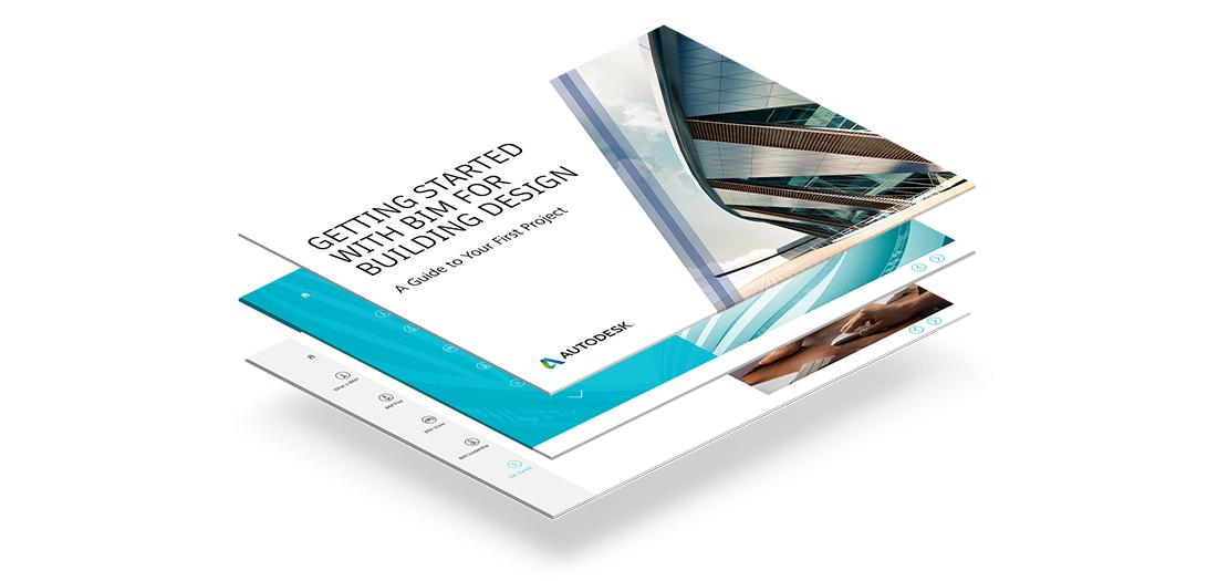 BIM 워크플로우로의 전환을 효과적으로 활용하는 다섯 가지 방법 전자책